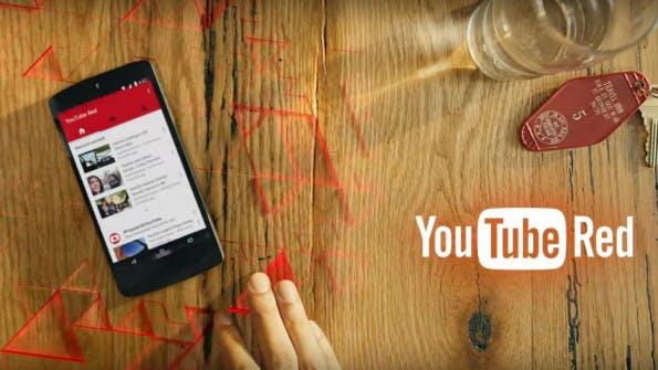 """YouTube lockt """"Red""""-Kunden mit Zugang zu anderen Bezahldiensten. (Bild: Screenshot)"""
