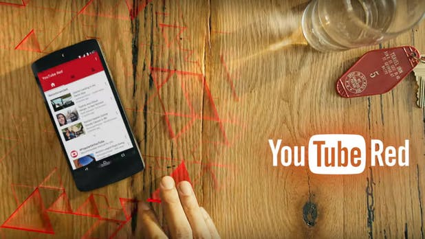 """""""Red"""": YouTube startet 10 Dollar-Abo mit exklusiven Inhalten ohne Werbung"""