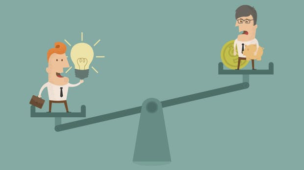 """""""Habt ihr 'nen Knall?"""" So kriegen Gründer raus, wie viel ihr Startup wirklich wert ist"""