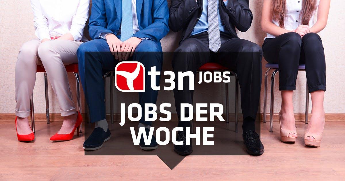 21 neue Jobs von Bose, Sennheiser, Daimler und weiteren Unternehmen