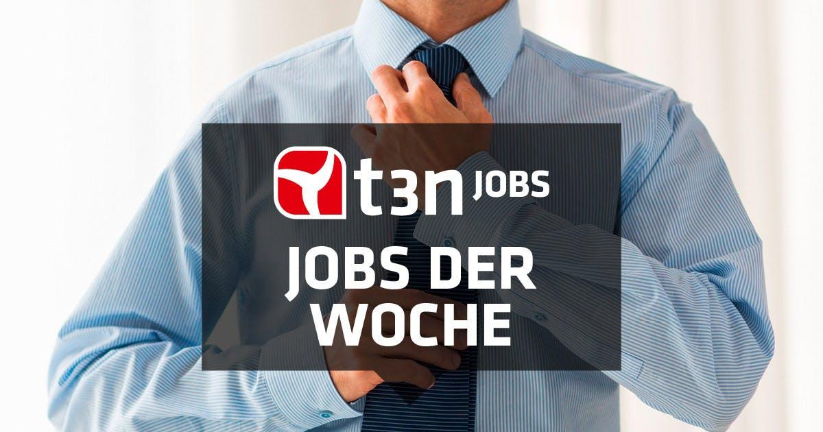 22 neue Jobs bei About You, Unitymedia, Pro-Sieben-Sat.1, Tagesspiegel und vielen mehr