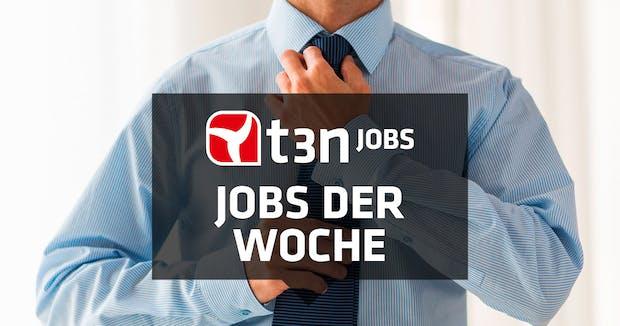 Fujitsu, BMW, Deutsche Post, RegioHelden, dasistweb und t3n suchen Verstärkung! 28 Jobs sind noch zu vergeben