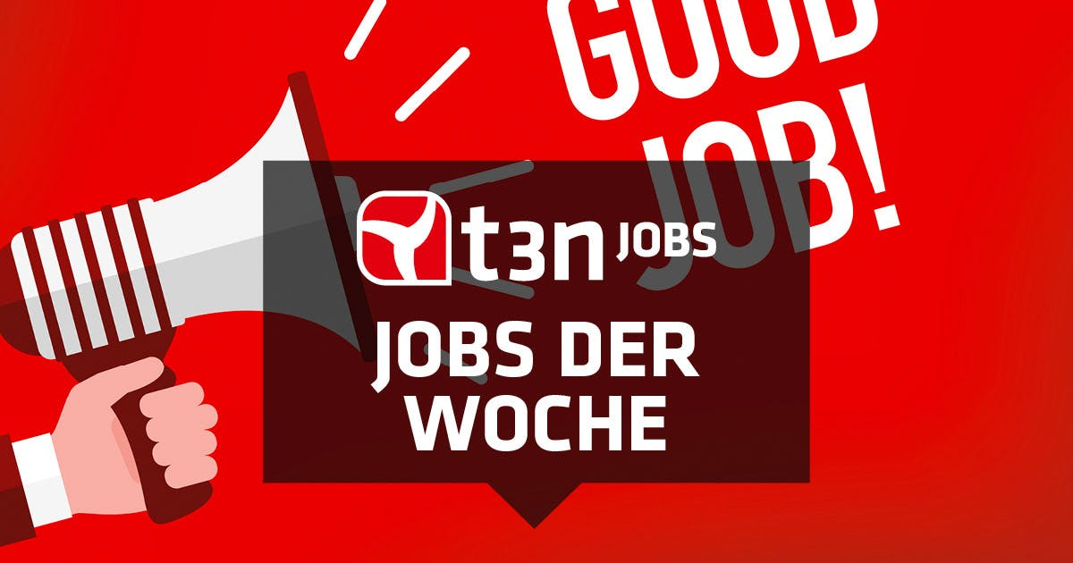 t3n Jobs: 7TV, Adidas, Toom, Flixbus, Volkswagen, t3n und viele mehr suchen Entwickler und Designer