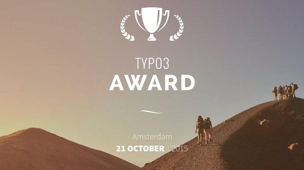 Das sind die Gewinner der TYPO3-Awards: Die besten Websites der vergangenen zwei Jahre im Überblick