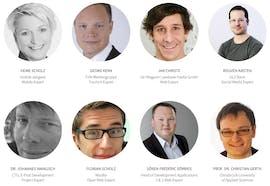 Die Jury der TYPO3-Awards 2015. (Screenshot: TYPO3-Awards)