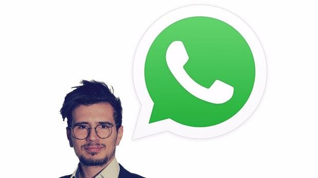 Kurios: Entwickler nutzt WhatsApp zur Server-Fernwartung