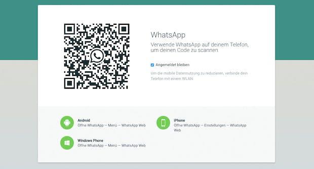 Whatsapp Web kurz erklärt: So nutzt du den Messenger auf dem Desktop