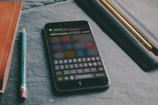 WhatsApp-Nachrichten lassen sich auf dem iPhone jetzt noch schneller beantworten
