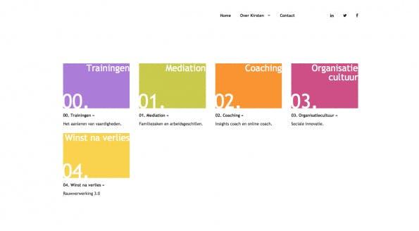 1fopr2.nl setzt auf NEOS CMS. (Screenshot: t3n)