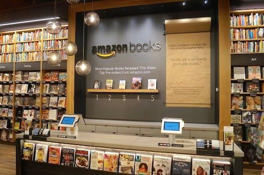 Amazon Books expandiert: Möglicherweise 300 bis 400 neue Filialen geplant