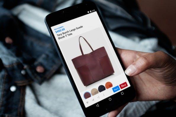 Pin it or Buy it: Pinterest kommt mit einem Online-Shop um die Ecke. (Foto: Pinterest)