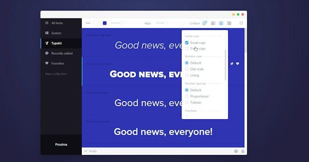 Schnell, schön, kostenlos: Dieser Font-Manager für Windows lässt Designer-Herzen höherschlagen