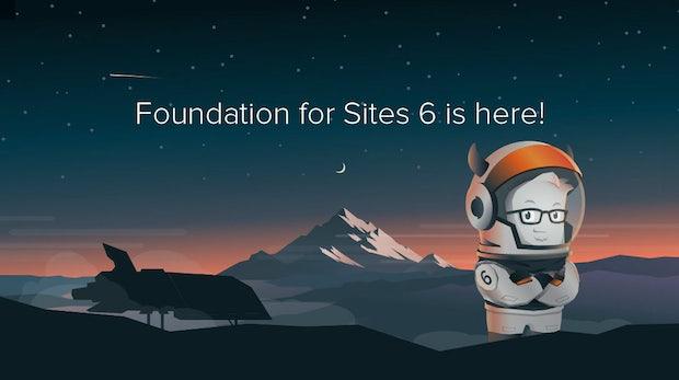 Foundation 6 ist da: Das müssen Designer über die neue Version wissen