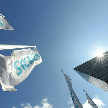 Siemens tritt dem Bündnis von VW und Amazon bei