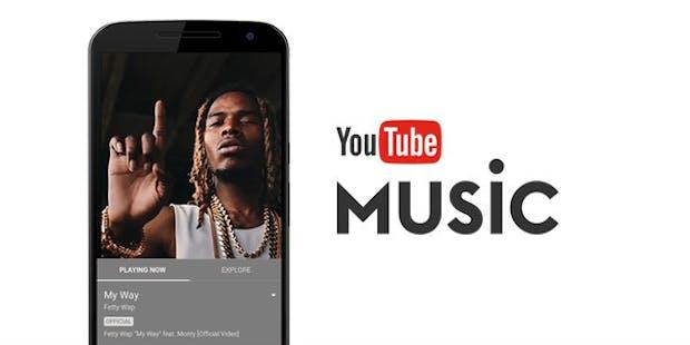 YouTube Music: Videodienst startet Streaming-App für iOS und Android