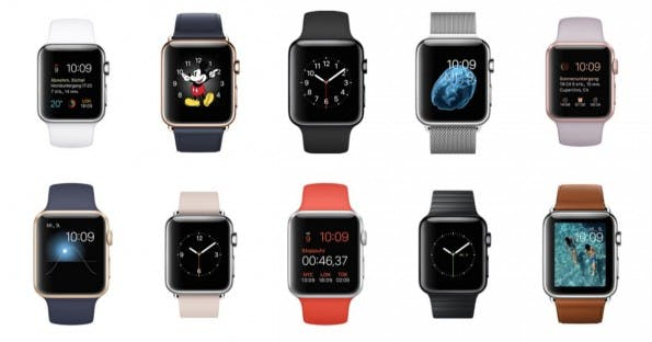 Apple Watch (Screenshot: Apple)