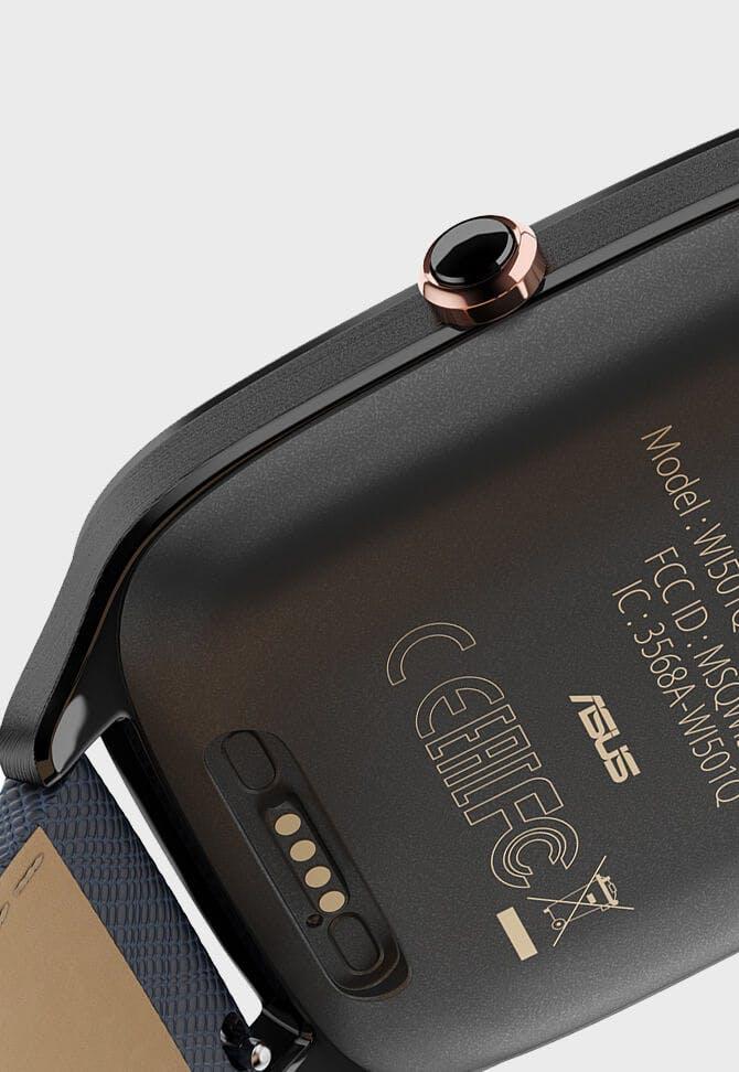 Asus ZenWatch 2 (Bild: Asus)