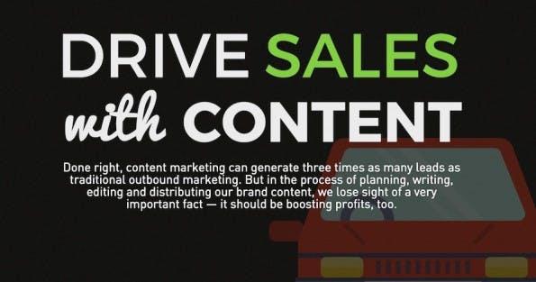 Content-Marketing: So kurbelt ihr eure Verkaufszahlen an. (Grafik: PureChat)