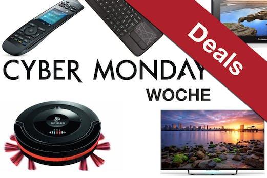 Cyber-Monday-Woche bei Amazon: Die besten Tech-Deals am Donnerstag