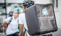 Grünes Licht von der Kartellbehörde: Amazon darf sich an Deliveroo beteiligen