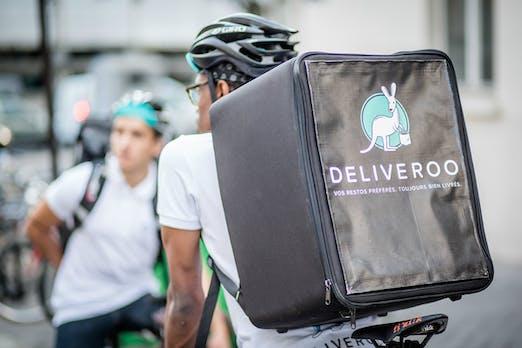 Deliveroo sammelt 385 Millionen Dollar ein und ist jetzt 2 Milliarden wert