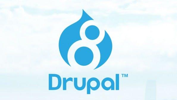 Für den 8er-Zeig des Drupal-CMS wurde eine neue Version veröffentlicht. (Screenshot: drupal.org)