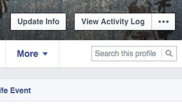 Facebook testet Suchfunktion für Nutzerprofile. (Screenshot: Alexander C. Kaufman / Twitter)
