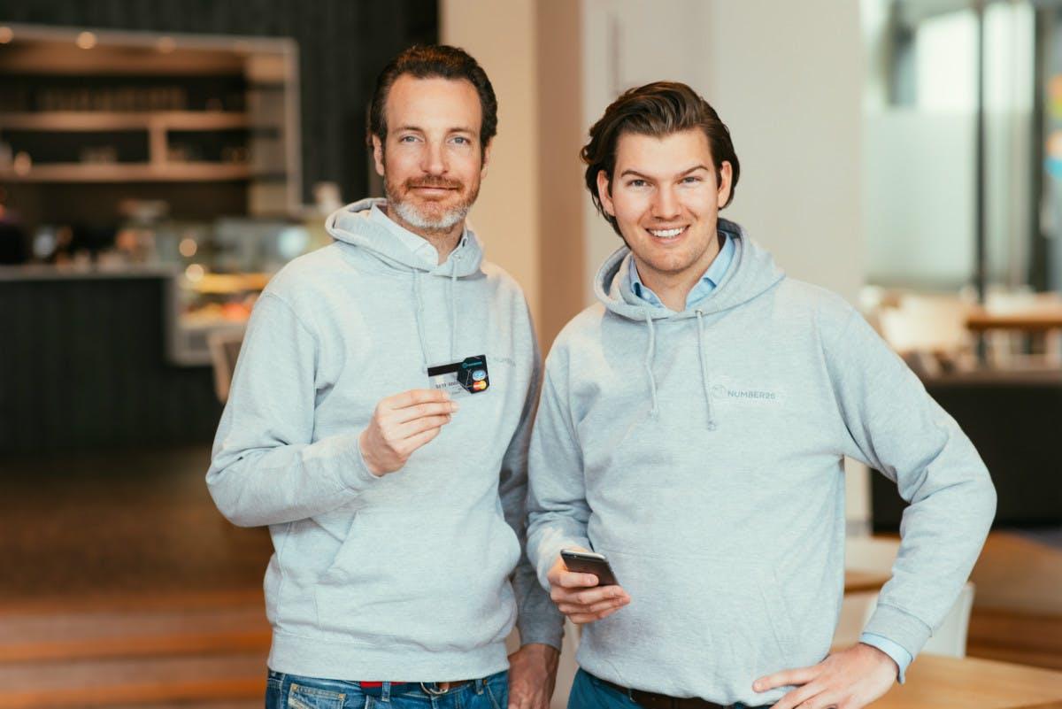 Cash für Number26: Deutsches Vorzeige-Startup sammelt 40 Millionen Dollar ein