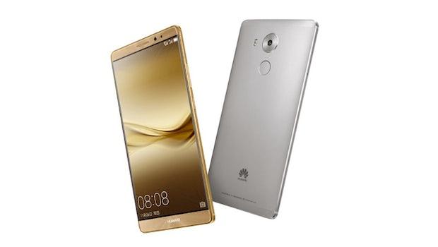 Huawei Mate 8 (Bild: Huawei)