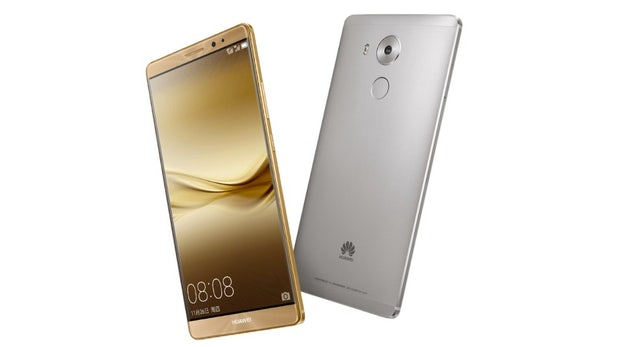 Huawei Mate 8: Schickes High-End-Phablet ab Ende Januar in Deutschland verfügbar [Update]