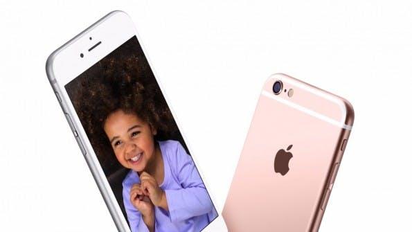 """Ob das iPhone 7 wirklich """"nur"""" Modellpflege ohne neues Design wird? (Bild: Apple)"""