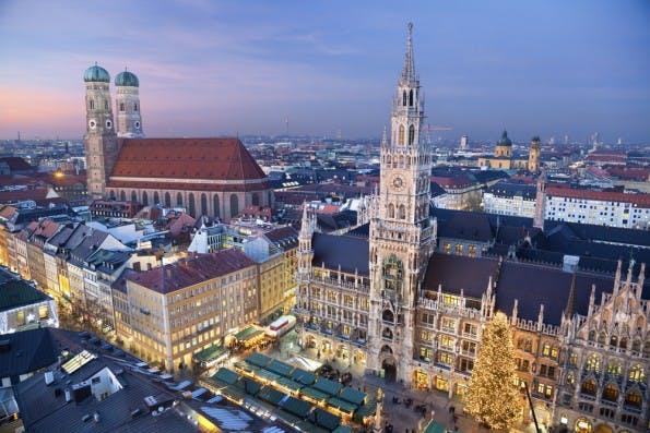 Die höchsten IT-Gehälter in Deutschland werden derzeit in München gezahlt. (Foto: Shutterstock)