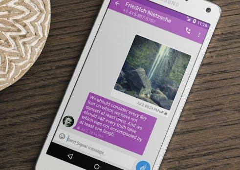 Snowden-Messenger Signal: Neue Version umgeht Zensurversuche