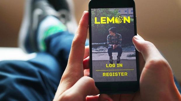 Die Lemon-App killt den inneren Schweinehund – versprochen!