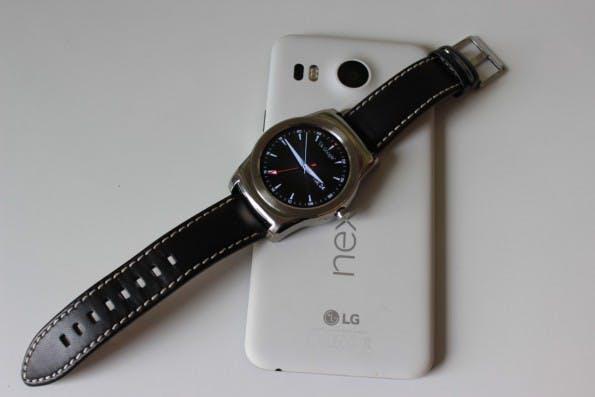 LG Watch Urbane (Foto: t3n))