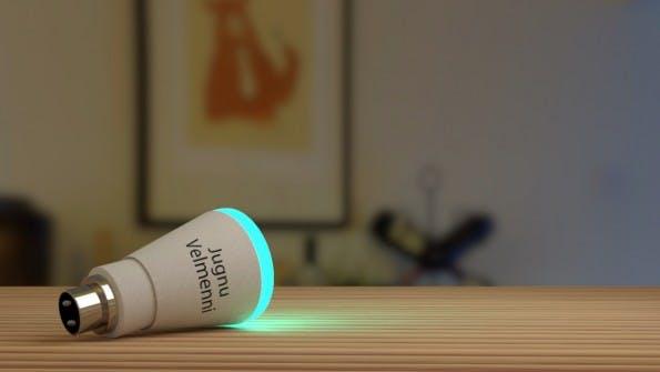 Li-Fi – 100 Mal schneller als WLAN. (Bild: Velmenni)