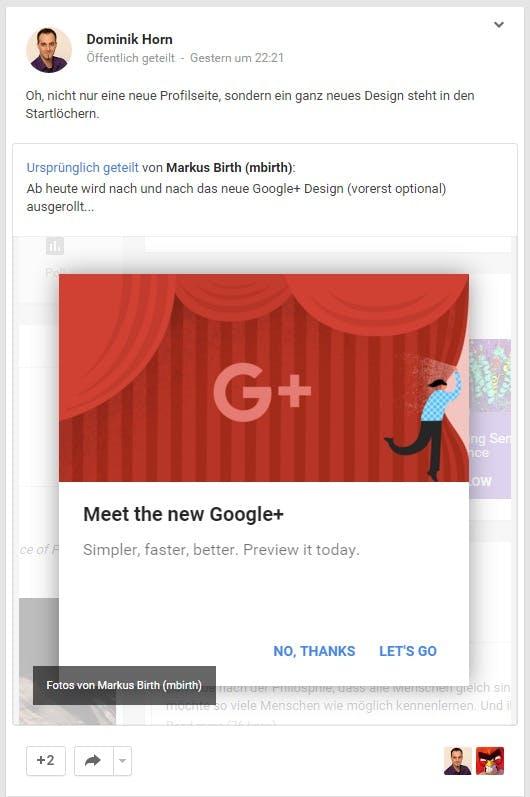 neues-googleplus