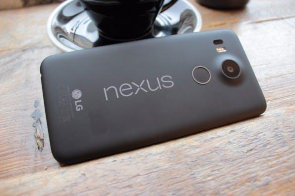 Eines der Geräte, die betroffen sind: Das Nexus 5X mit Qualcomm-Hardware. (Foto: t3n)