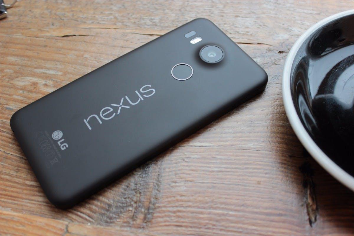 Das Nexus 5X läuft schon mit Android 7.0. (Foto: t3n)