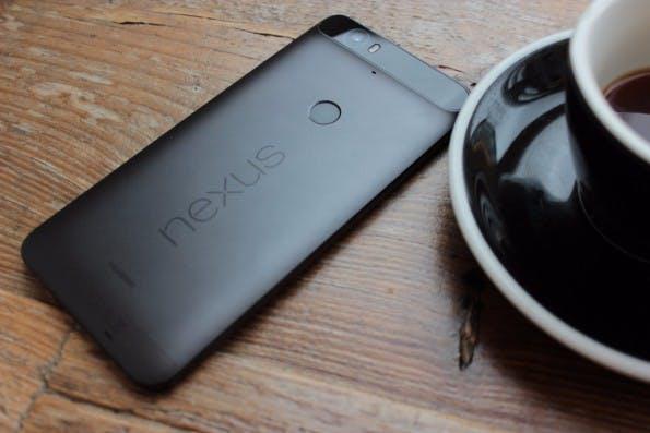 Nur für die Entwicklung: Das Nexus 6P ist nicht Daydream-ready. (Foto: t3n)