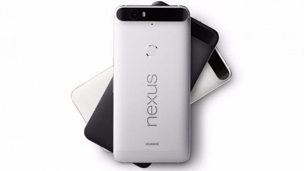 Das Nexus 6P wird in den Farben Grafit, Aluminium und Kristallweiß angeboten – in Japan sogar in Gold. (Bild: Google)