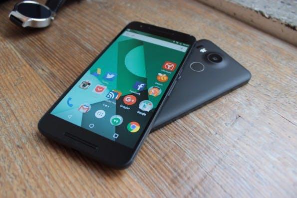 Android N für Nexus 6P und Nexus 5X ist sicher. (Foto: t3n)