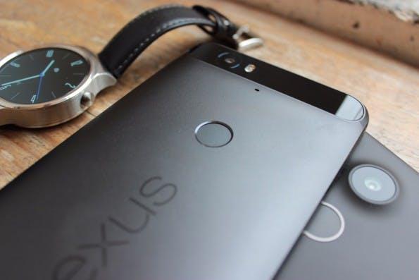 Google Nexus 6P und Nexus 5X. (Foto: t3n)
