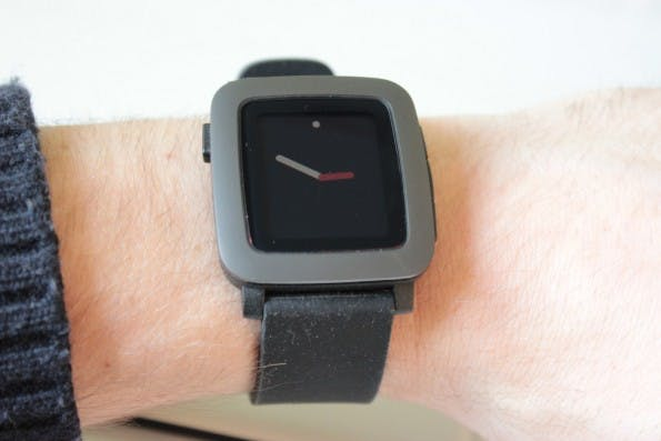 Pebble Time: (Foto: t3n)