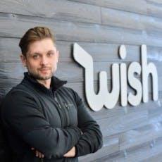 Wish CEO- Peter Szulczewski. (Foto: Peter Szulczewski / via LinkedIn)