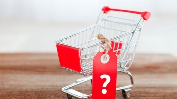 Sowohl zu niedrige als auch zu hohe Preise haben Nachteile. (Foto: Shutterstock)