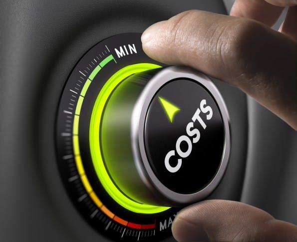Die Kosten müssen minimiert werden. (Foto: Olivier Le Moal / Shutterstock)