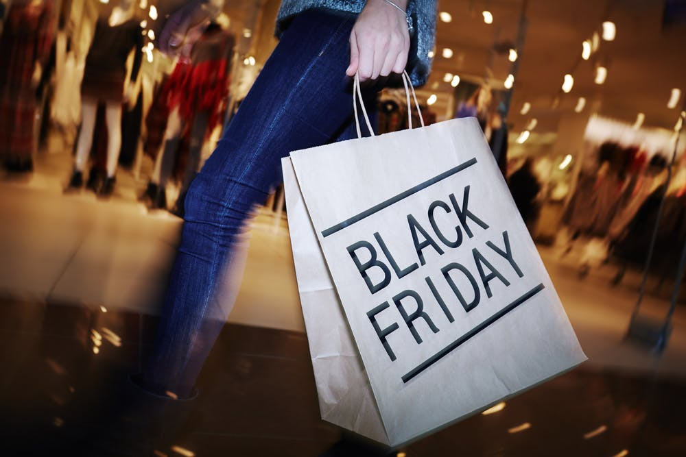 Was Deutsche am Black Friday kaufen