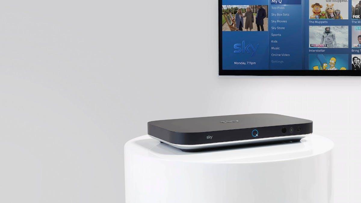 Sky Q: Mit Set-Top-Box und Offline-Modus gegen Netflix