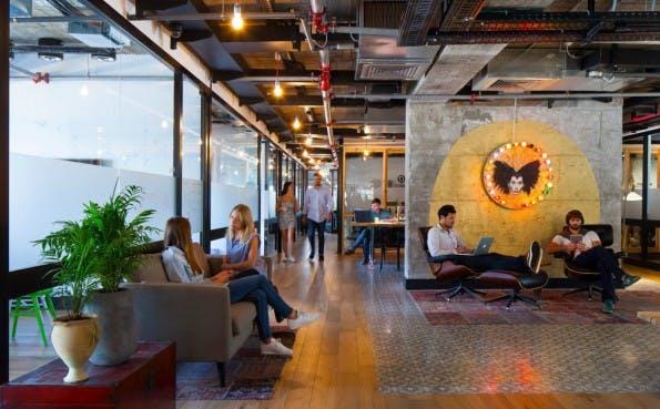 In Co-Working-Spaces trifft man auf gründungswillige Leute. (Foto: Mindspace)
